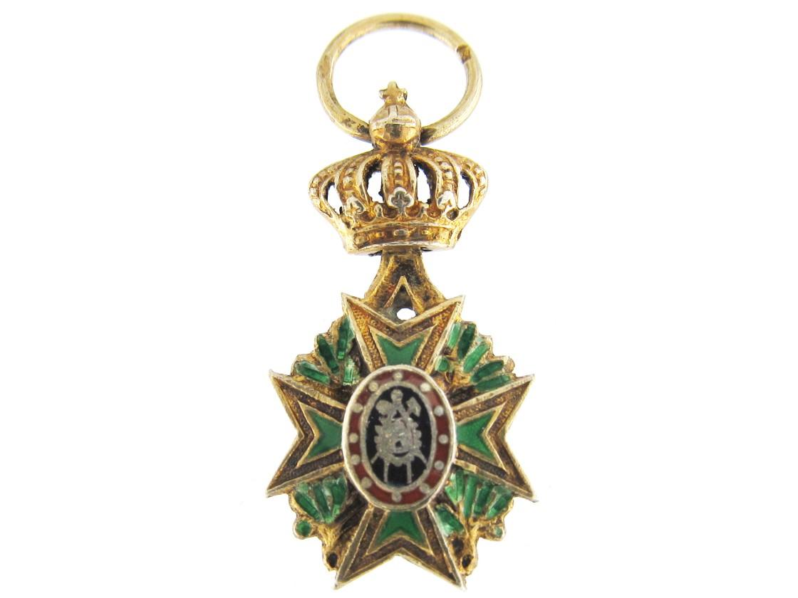 Antique Gold Charm Bracelets For Sale