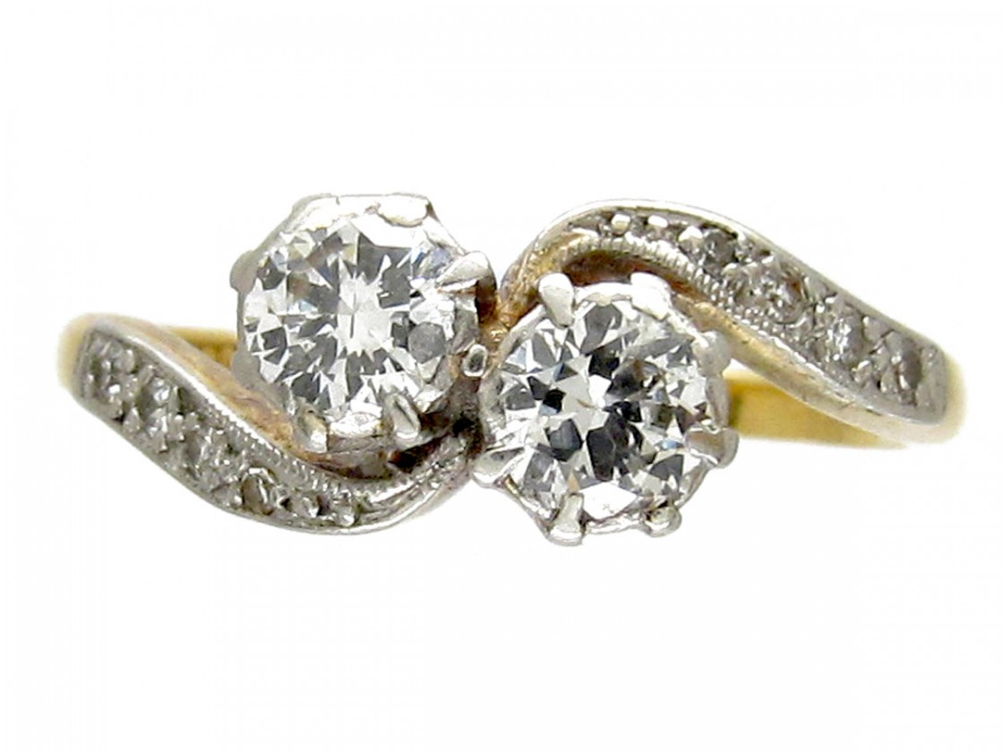 Victorian Diamond Rings For Sale