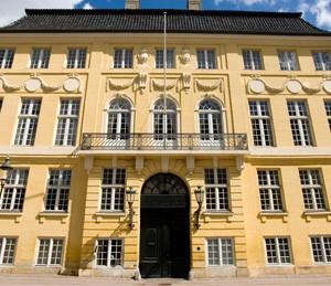 The Yellow Palace, Copenhagen
