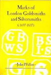 Marks of London Goldsmiths & Silversmiths