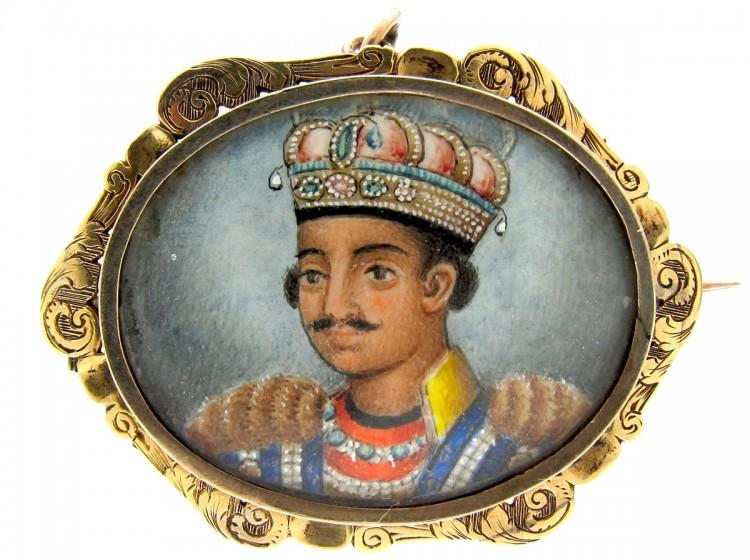 Brooch-pendant-miniature-of-an-Indian-Raj-(3)