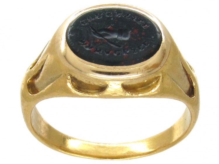 Bloodstone Ring India