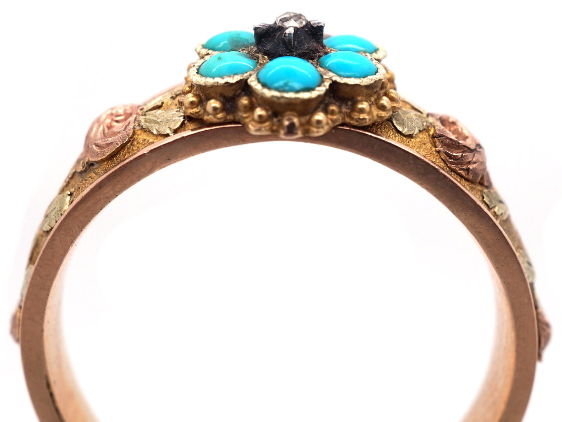 Respect Victorian Engagement Ring