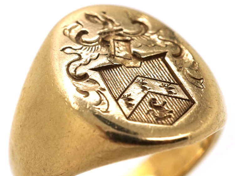 X  Signet Ring Template